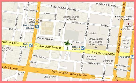 Documento sin t tulo for Sanborns centro historico df